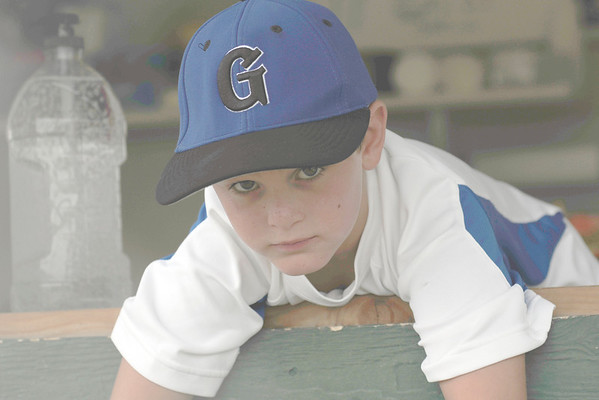 Grandview vs Cheyenne - Rained out after 2 1/2 innings - July 12th 2011