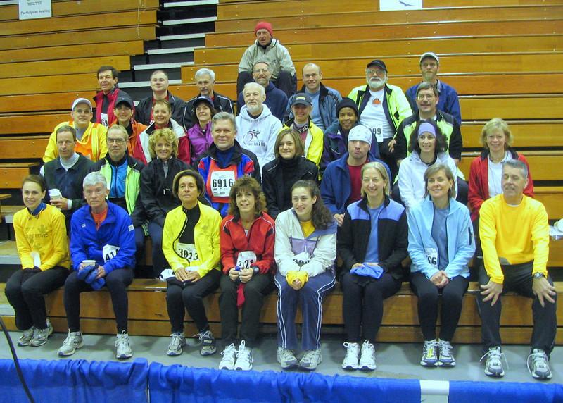 Ten Mile Runners