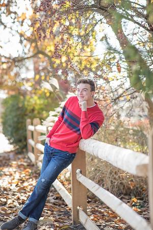 Zach H- Senior 2020