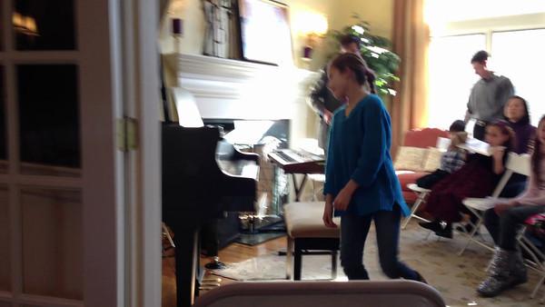 13-01-27 Piano recital