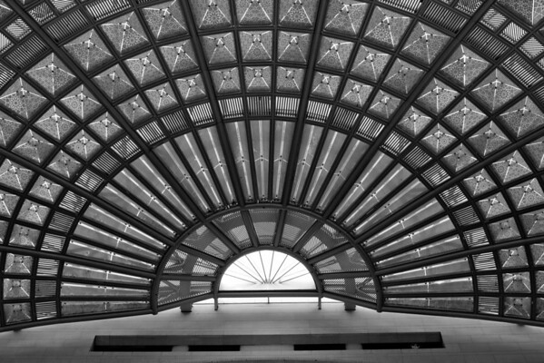 Roof of the LA Union Station