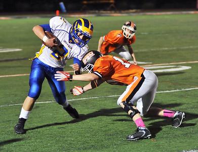 FREELANCE  WPIAL 9th Grade Football  Bethel Park v. Canon McMillian