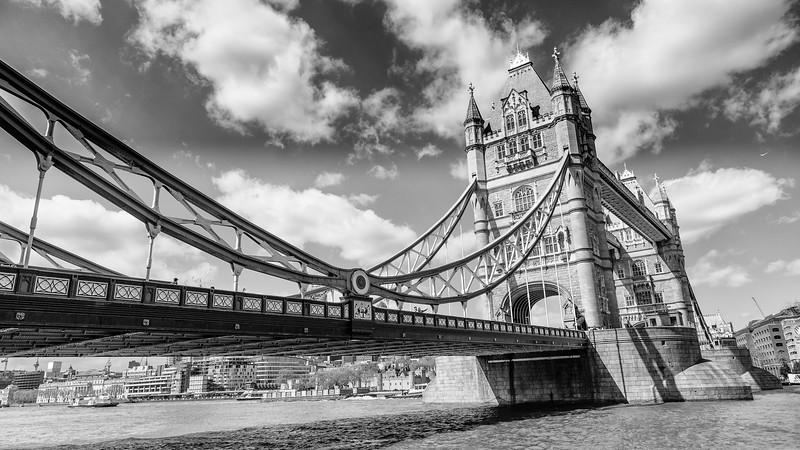 Tower Bridge, Plate 4
