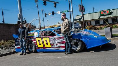 2014 Car Show at Golder's Napa