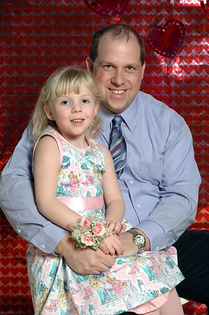Brownsburg Daddy Daughter Dance - 2007