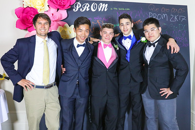 Prom - Photo Booth