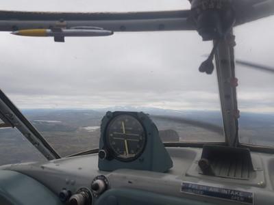 Flying LNFMU to Kjeller