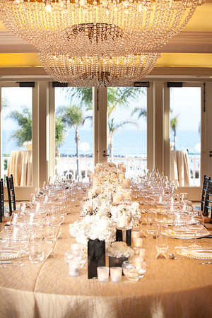 HOTEL DEL PRIVATE PARTY - WINDSOR ROOM