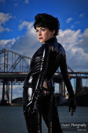 Catwoman (KittyCatChi)
