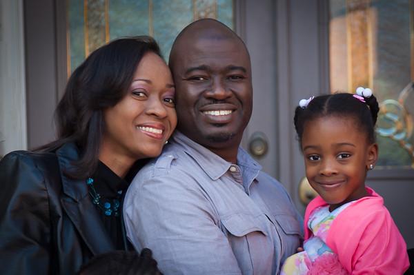 Conrad & Karis family