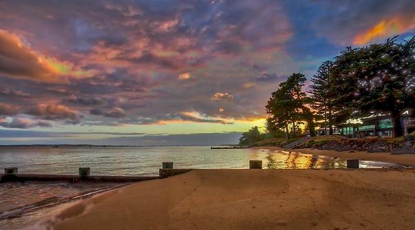 Phillip Island Sunrise -16 January