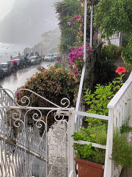Rainy Positano 2