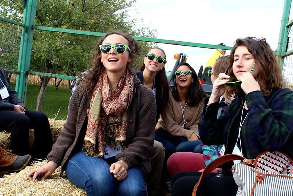 Fall Farm Trip
