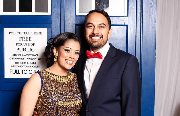 Dr. & Mrs.  Samir and Keena Tarpara wedding