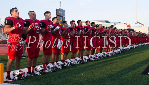 Cardinals vs Laredo United South