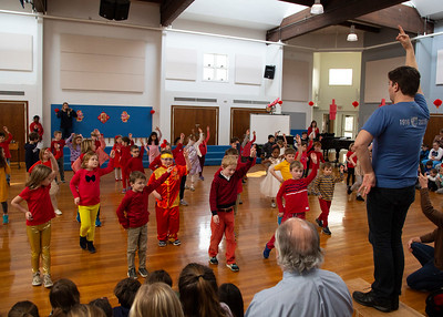 Lunar New Year Assembly