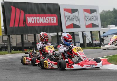 MRFKC Race 4 Mosport 2021