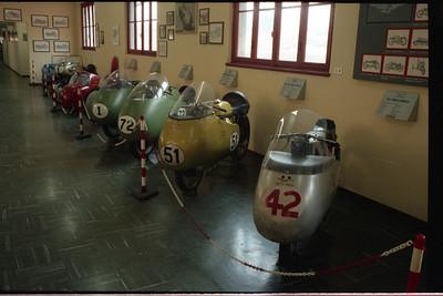 Moto Guzzi museum