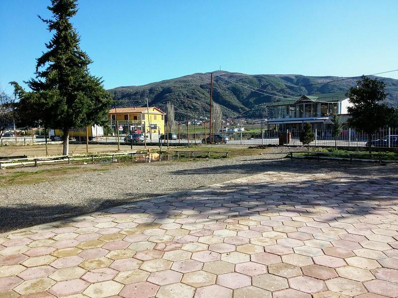 Jamie's 1st village in Albania, Bishqem