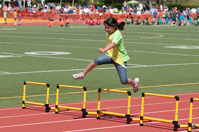 Hurdles - 4th grade