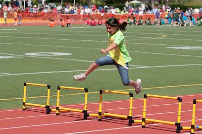 Hurdles - 4th grade