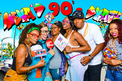 Meka's 90's Skate Party