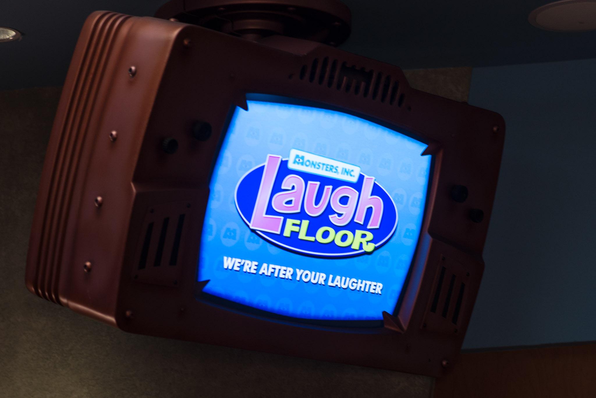 Laugh Floor - Walt Disney World Magic Kingdom