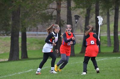 GJV Lacrosse vs NH