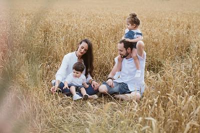 Patricia + Familia
