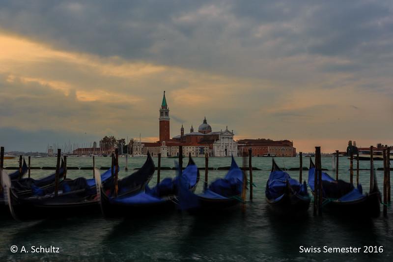 San Giorgio Maggiore from San Marco
