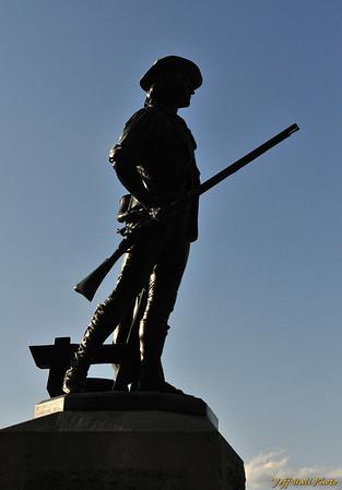Jeff's Favorite Statue and Memorial Pix