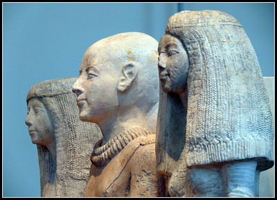 Berlin - Egyptian Museum