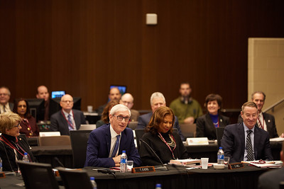 2018 UWL Fall UW System Regents Meeting - Tony Evers