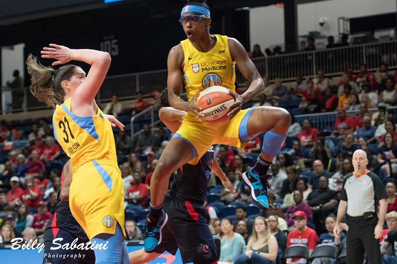 WNBA GENERAL - 2019 Season
