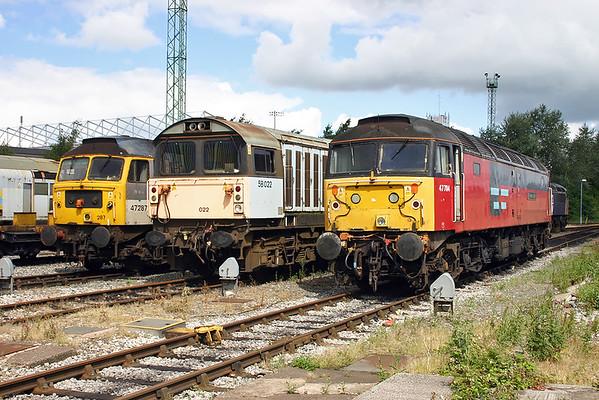 25th June 2004: Crewe and Brock