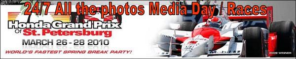 Honda Grand Prix of St Petersburg 2010