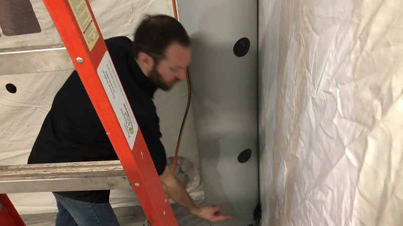 RDS | Electrical for Center Ridgeline Hanging Lights 2 20190511.MOV