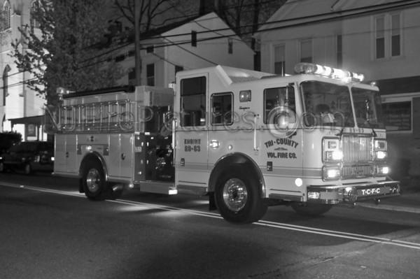 HACKETTSTOWN, NJ WORKING FIRE TRUE VALUE HARDWARE 4/27/09