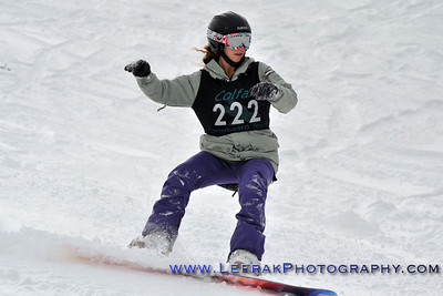 Featured photos from Boreal SB Slalom 2/13/2012