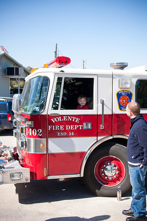 Volente Fire Dept - February 25, 2010
