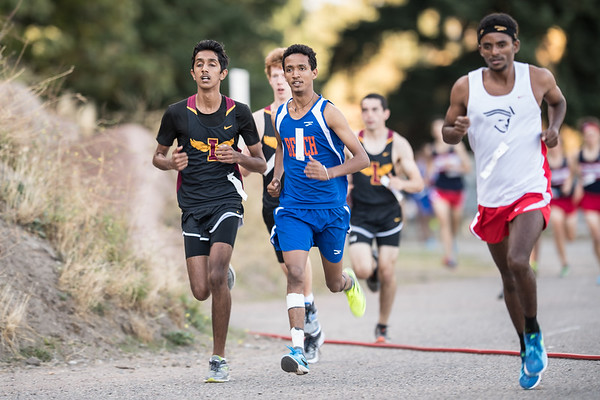 X-Country, Sept 29th, 2017