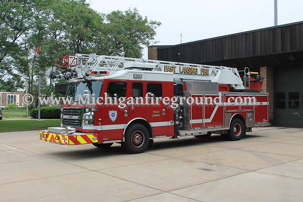 East Lansing, Michigan Fire Department