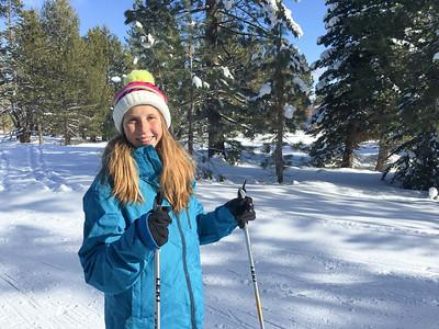 2016 Tahoe Skiing