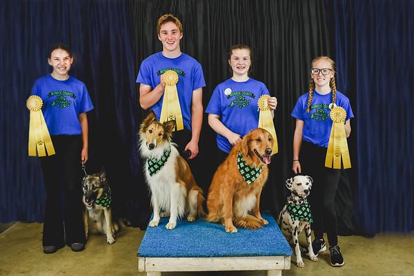 State 4H Dog Show 2021