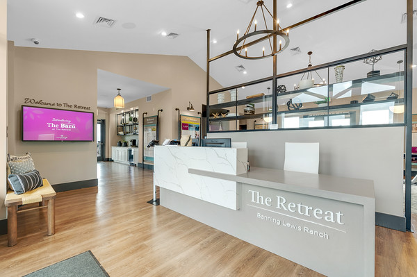 Retreat Sales Office