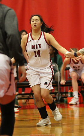 MIT-Mt. Holyoke Women's Basketball Feb. 8, 2018