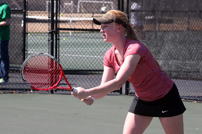 GWU Women's Tennis vs Wofford