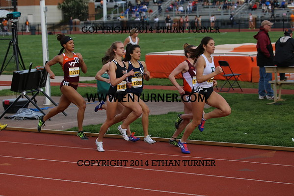 2015 Tennessee Relays - 800M