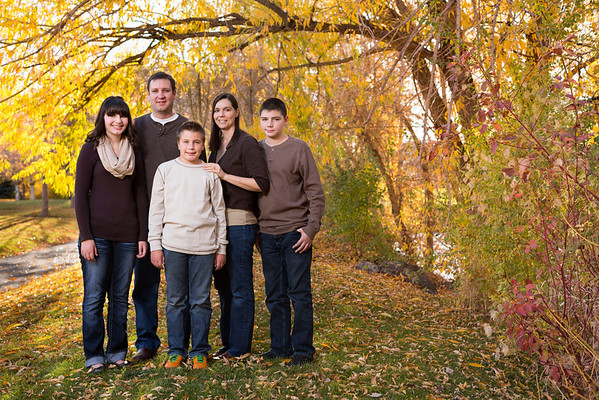 Rogers Family 2013