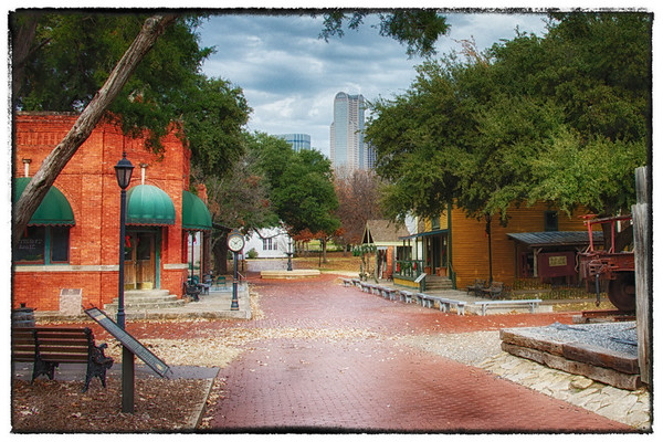 Dallas - Heritage Village - 2013